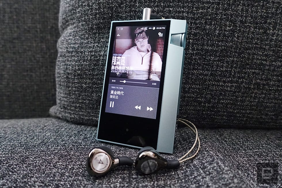 Astell & Kern AK70 + AK T8iE Mark II