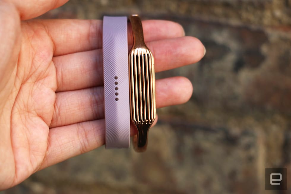 Fitbit Flex 2 hands-on