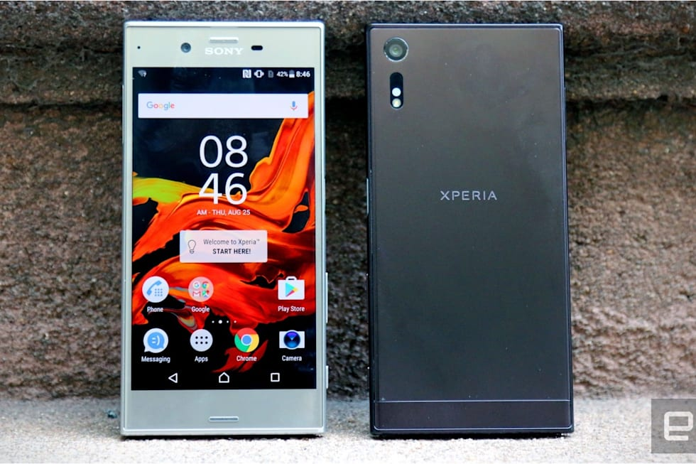 Hands-on with the Xperia XZ