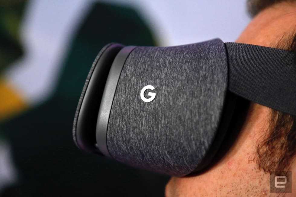 Daydream View hands-on