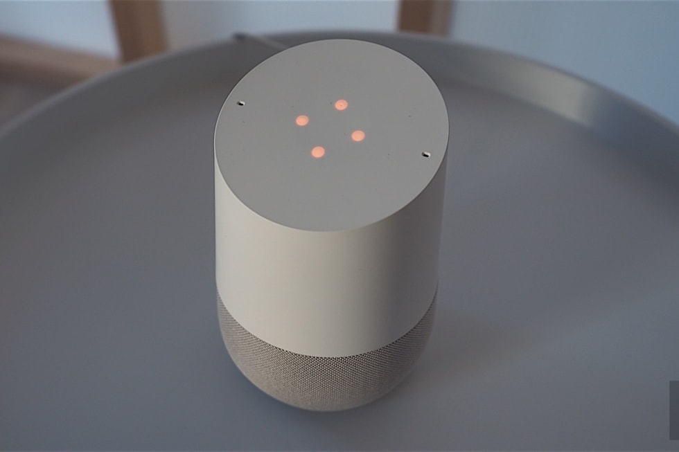 Google Home hands-on
