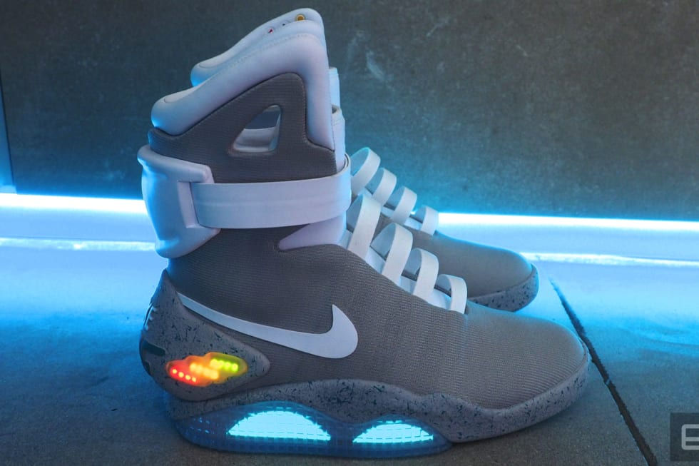 9f9c098a5 Gallery  A closer look at the Nike Mag