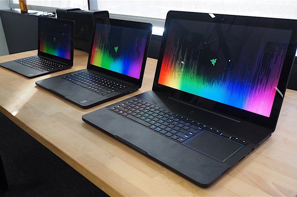 Hands-on with the Razer Blade Pro