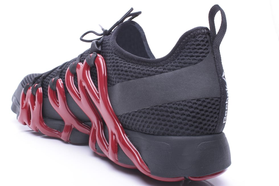 c680649bba4c Reebok Liquid Speed shoes use 3D drawing for a better fit