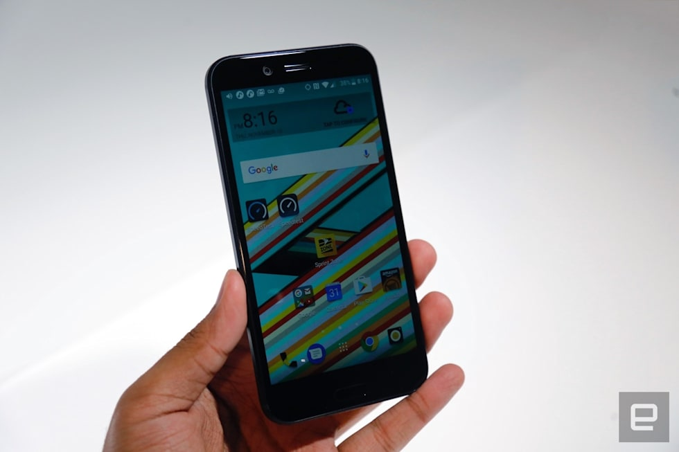 First Look: The HTC Bolt
