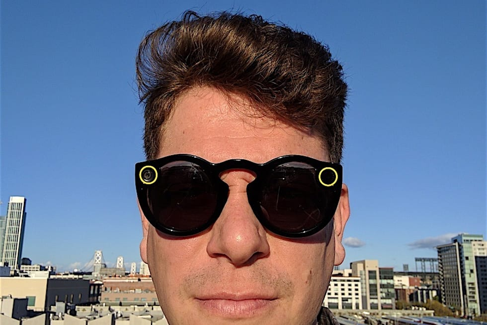 9cf429fbc5c Snapchat s Spectacles won t make you look like a Glasshole