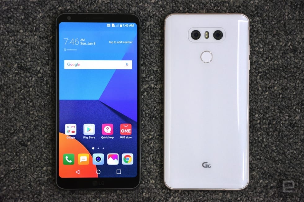 LG G6 ditches modularity in favor of essentials