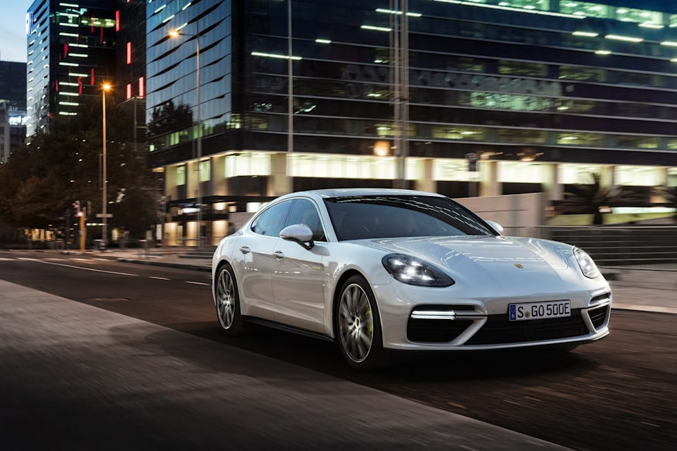 Gallery Porsche Panamera Turbo S E Hybrid 5 Photos