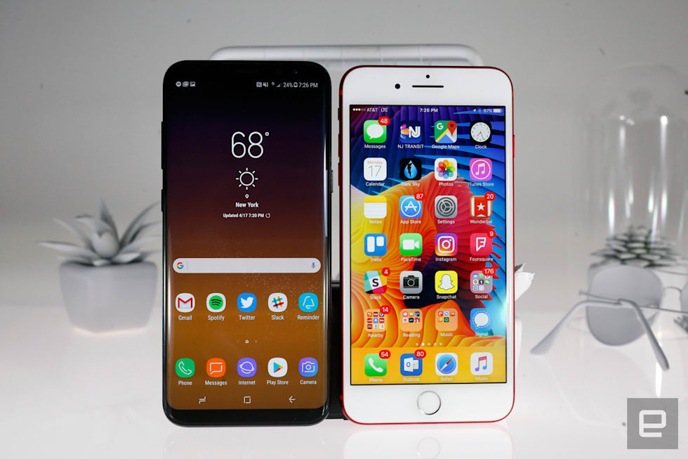 4734371953 Samsung Galaxy S8 and S8 Plus review  Redemption is here