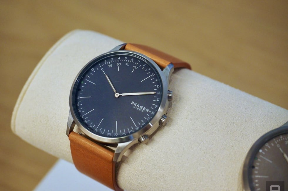 Hands-on with some of Fossil's new smartwatches