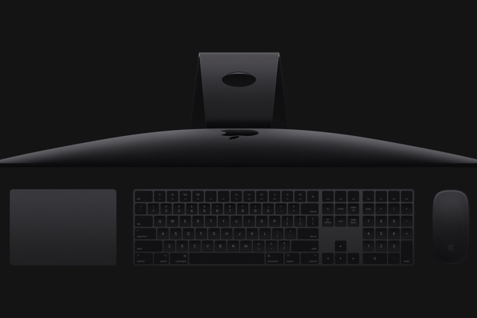 Apple iMac Pro (Press)