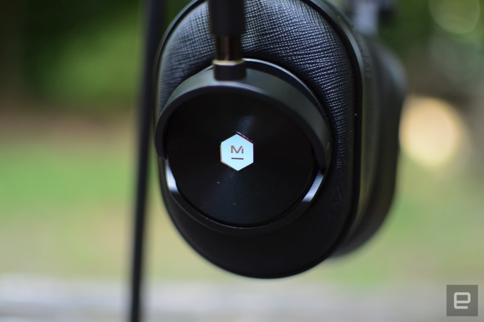 57bee9abed8 Gallery: Master & Dynamic and Bamford Watch Department MW60 headphones  hands-on | 22 Photos