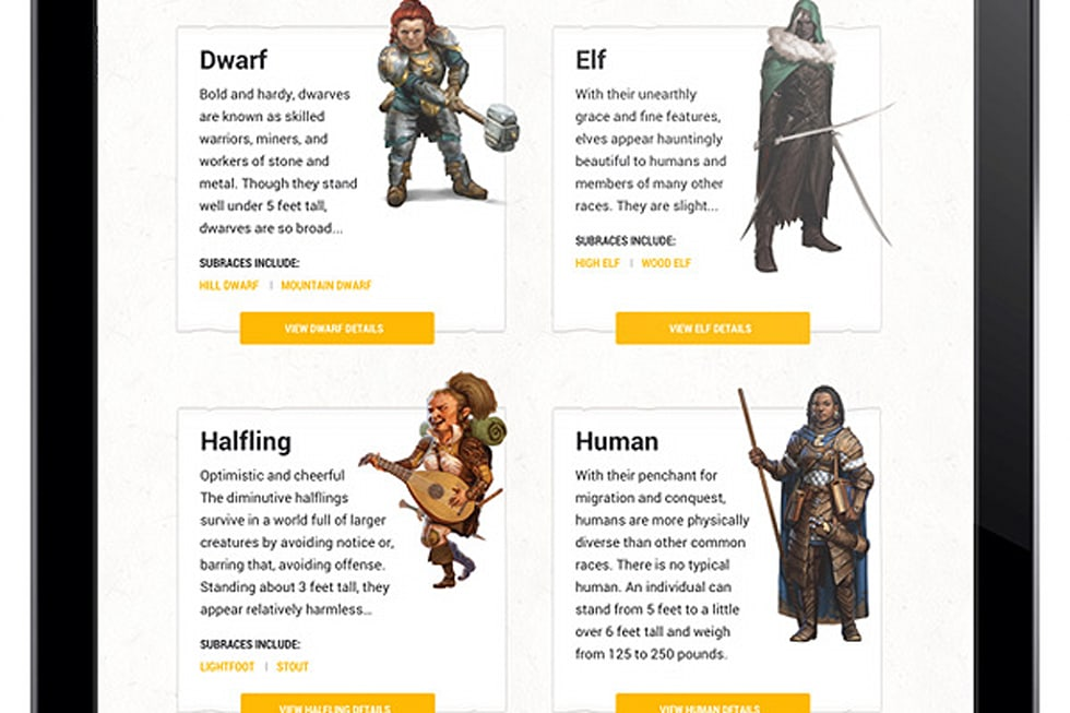 New 'Dungeons & Dragons' site manages the rules so you can just play