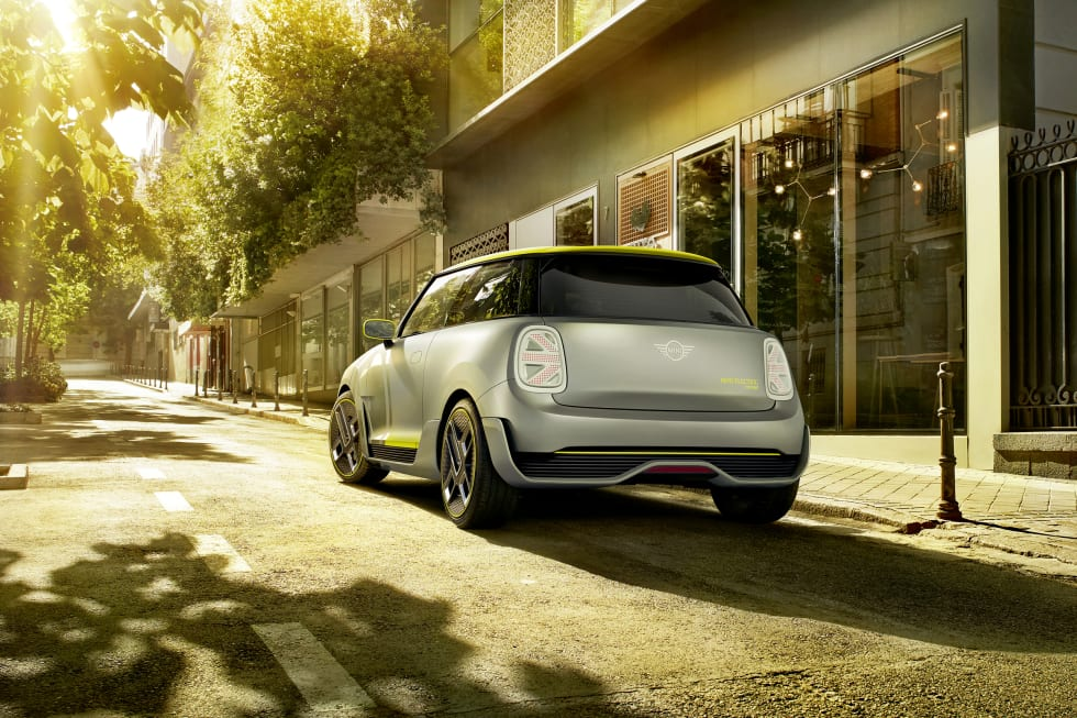 Gallery Mini Electric Concept 15 Photos