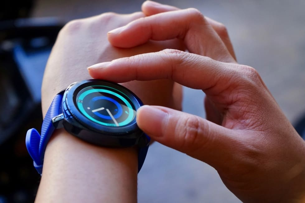 Samsung Gear Sport hands-on