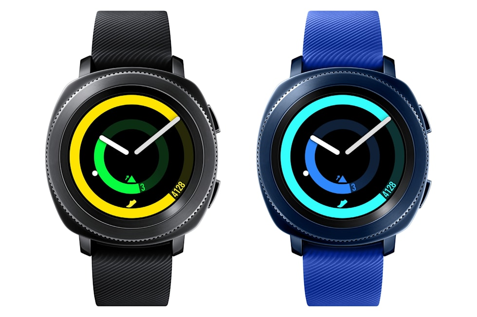 Samsung Gear Sport press images