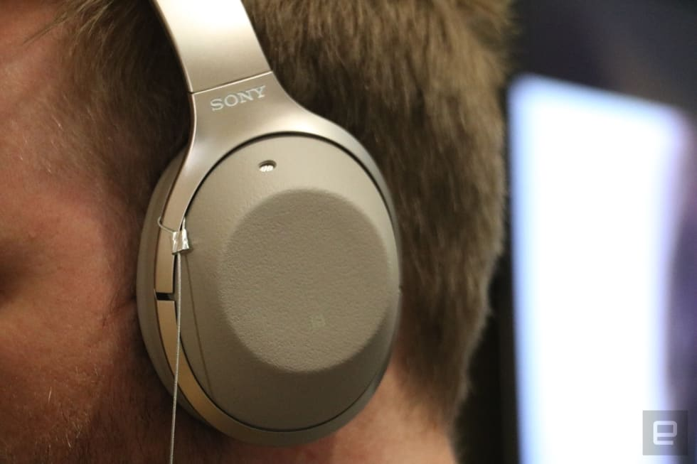 Sony Put Me In A Fake Plane To Test Its Noise Cancelling Headphones