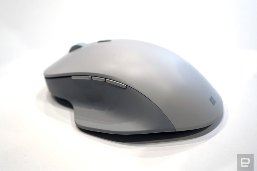 Surface Natural Mouse