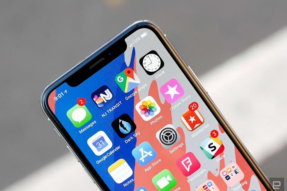 brand new 572f9 546a8 iPhone X review: Embrace the new normal