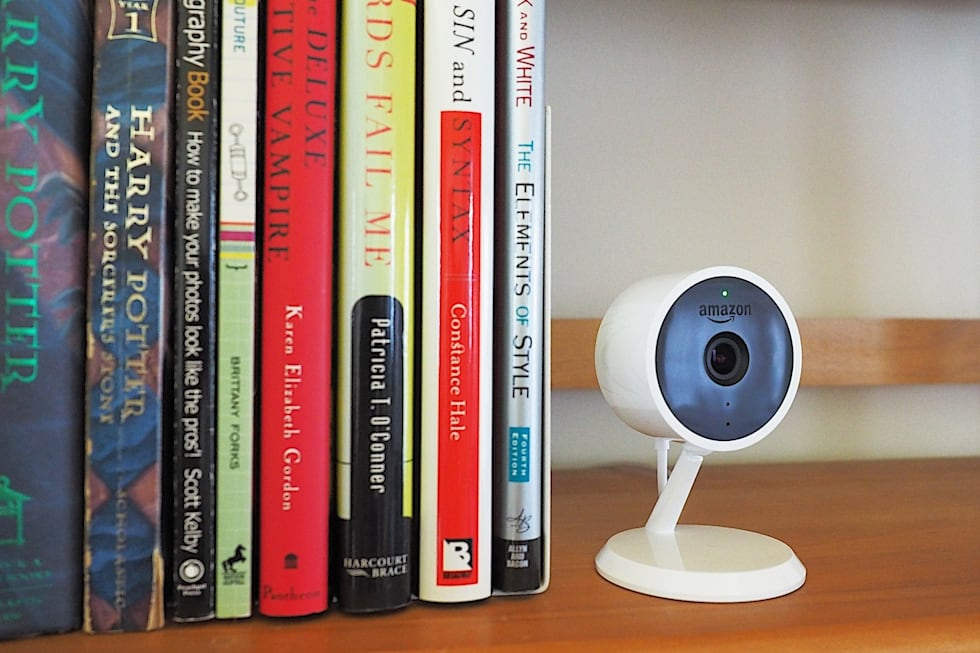 Amazon Cloud Cam review: A Nest Cam rival with Alexa smarts