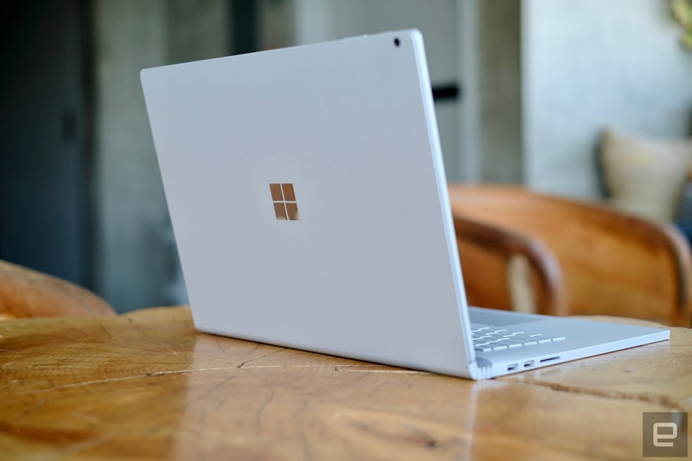 surface book 2 review microsoft gets closer to the ultimate laptop