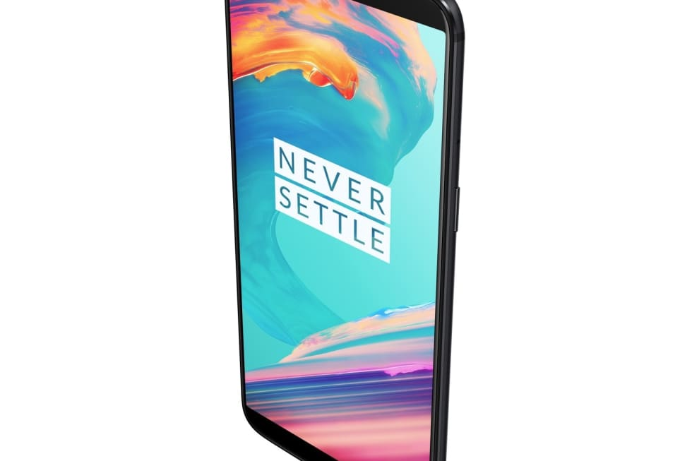 OnePlus 5T press images