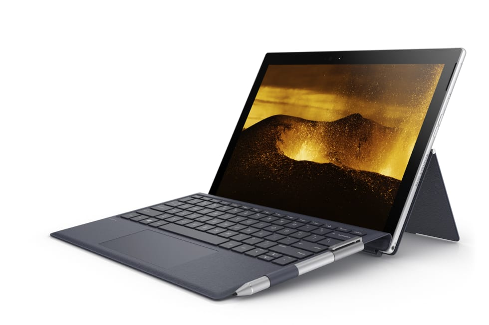 HP Envy x2 press images