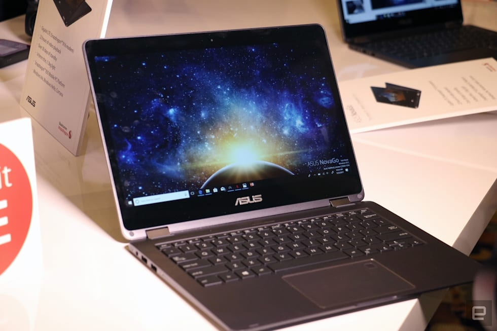 Hands-on with the ASUS NovaGo