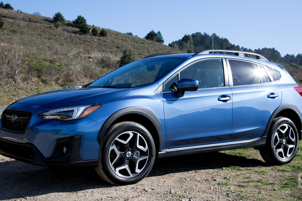 86586eb321 Subaru s Crosstrek is a small but value-packed SUV