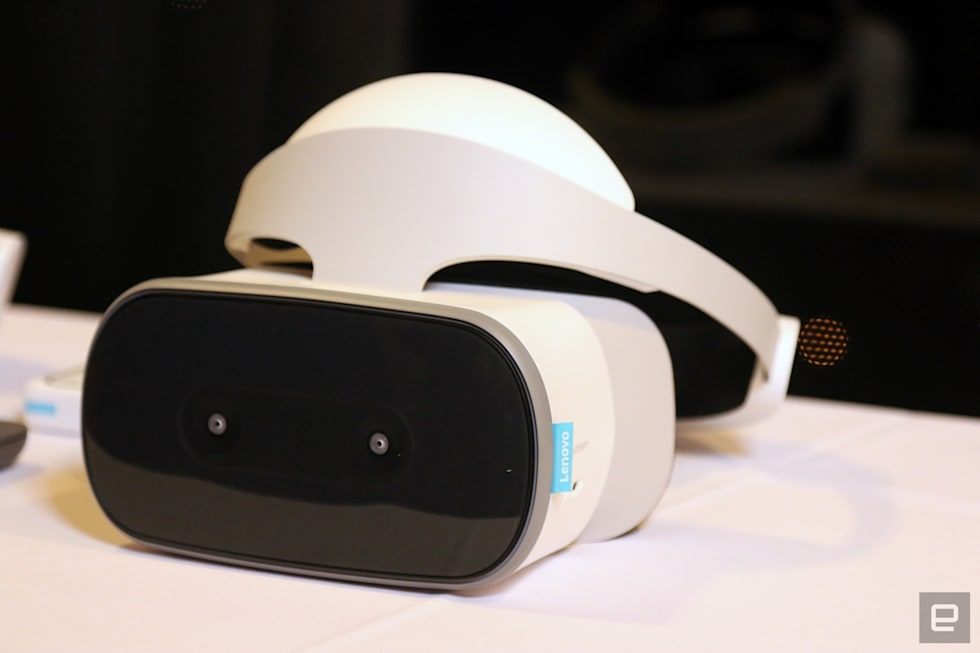 Lenovo Mirage Solo hands-on