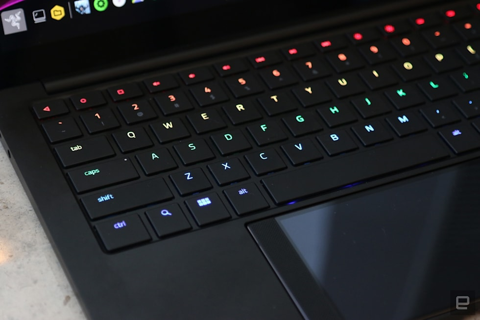 Up close with Razer's Project Linda