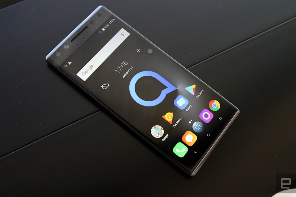 Hands-on with Alcatel's 1, 3 and 5-series phones