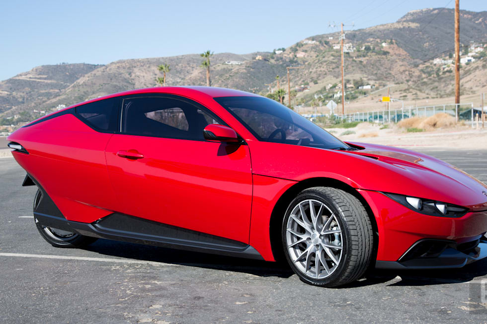Still waiting for an Elio? Here's another cheap 3-wheeler in