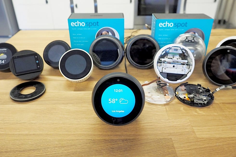 Inside Amazon S Quest To Make A Different Kind Of Echo Engadget