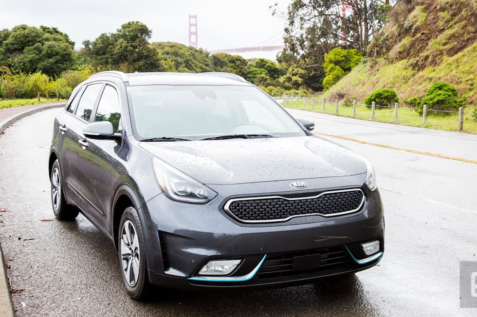 kia s niro hybrid is a great suv if you re not in a hurry. Black Bedroom Furniture Sets. Home Design Ideas