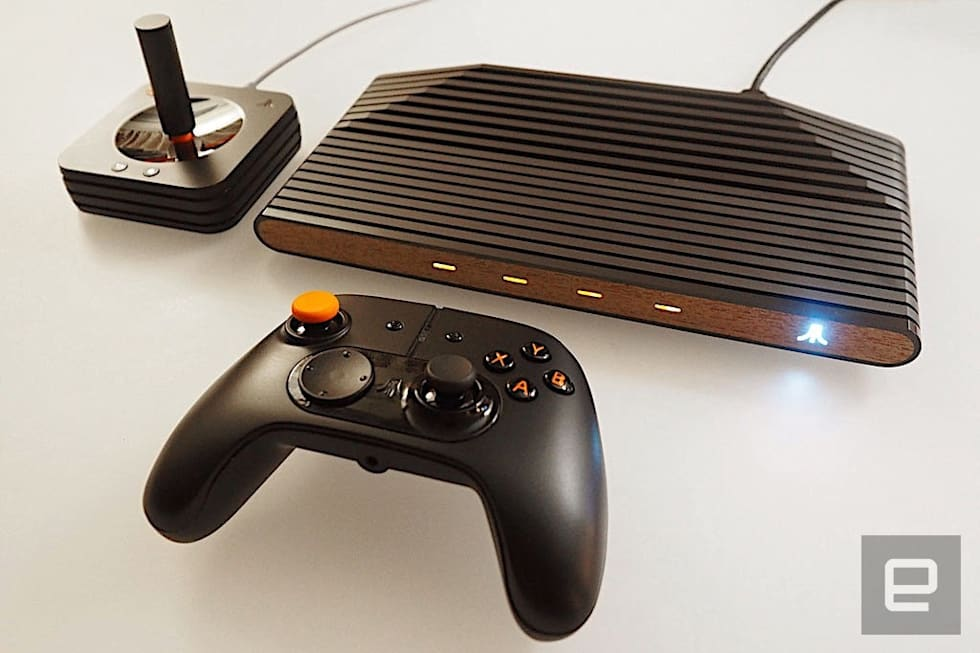 Atari VCS first look