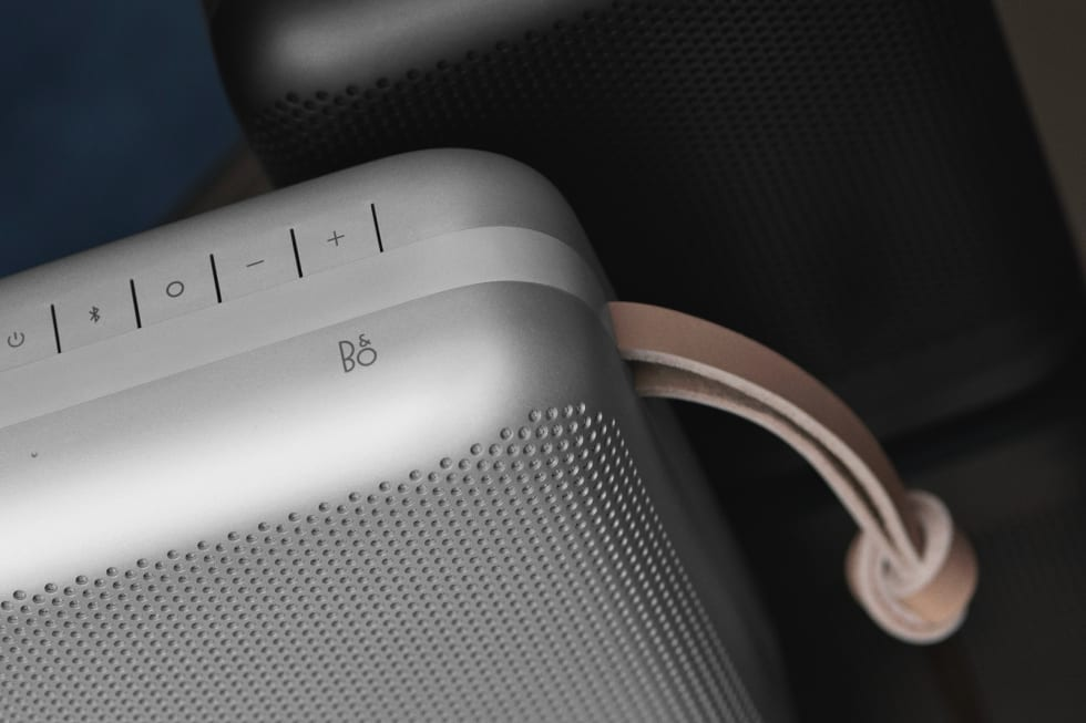 B&O Play Beoplay P6 speaker