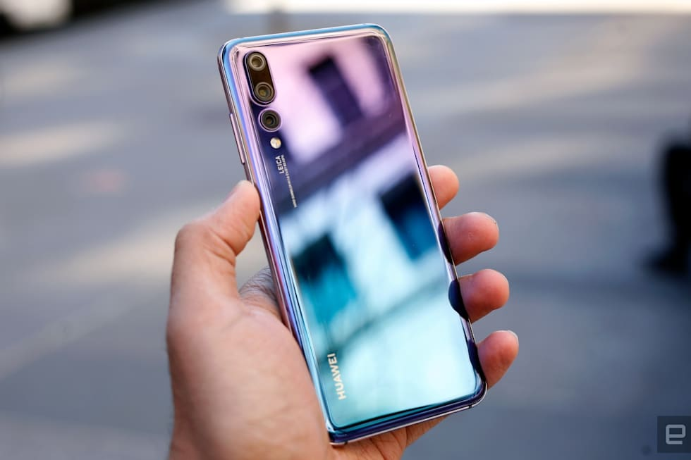 Huawei P20 Pro review: The best phone you'll never buy
