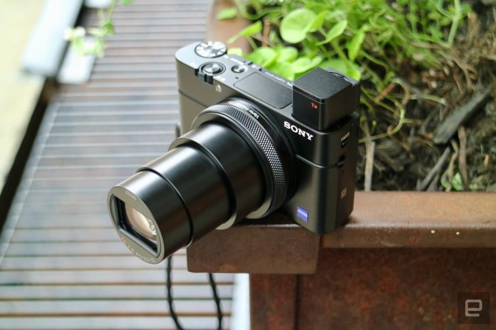 A Day With Sony S Versatile Rx100 Vi Point And Shoot
