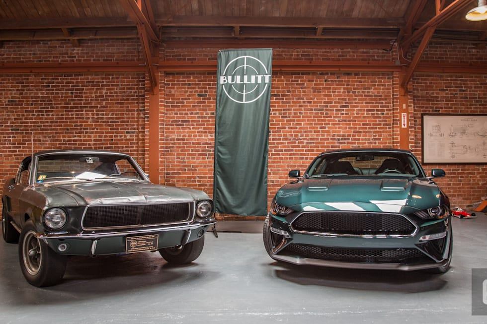 ford mustang bullitt review  steve mcqueen cool