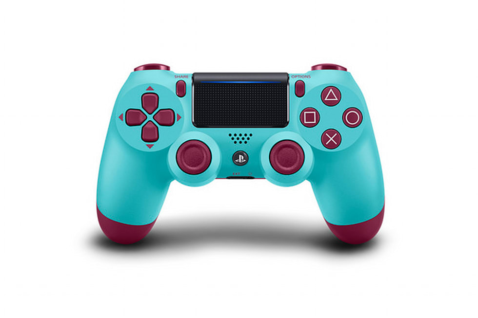 PlayStation's new DualShock 4 color lineup