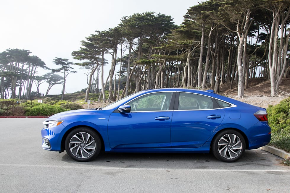 Gallery 2019 Honda Insight Review 19 Photos