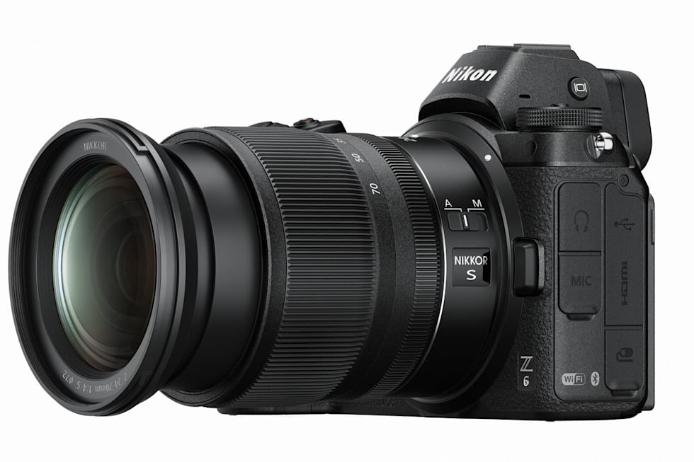 Nikon\'s Z6 outmuscles the Sony A7 III in shooting speed and video