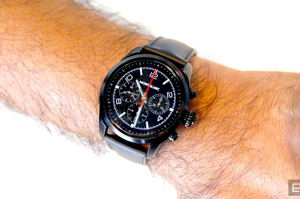 A closer look at the Montblanc Summit 2