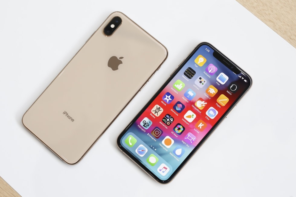 61491886e07 iPhone Xs and Xs Max hands-on  The new normal