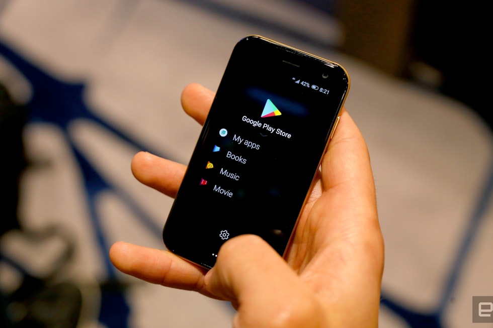 Hands-on with the new Palm