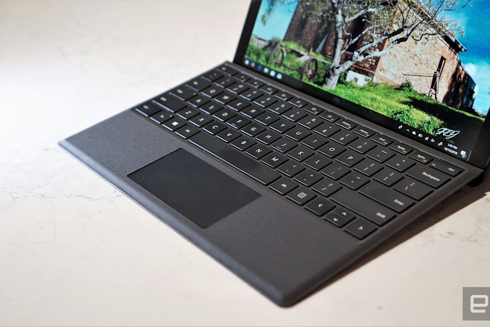 Surface Pro 6 Review Still The Best 2 In 1 Pc