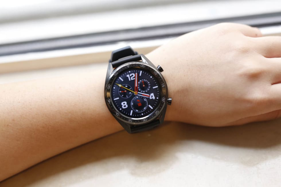 Hands-on with the Huawei Watch GT