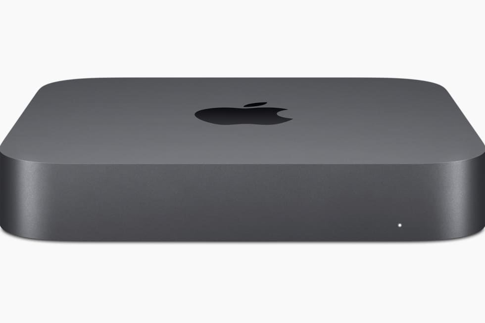 Apple Mac mini (2018) Press