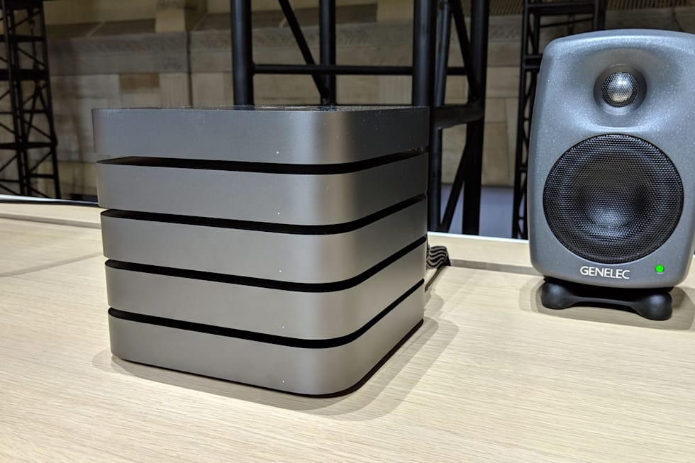Hands-on with the 2018 Mac Mini